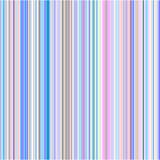 Blue-pink gentle retro  stripes  background poster