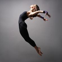 danseuse de style moderne