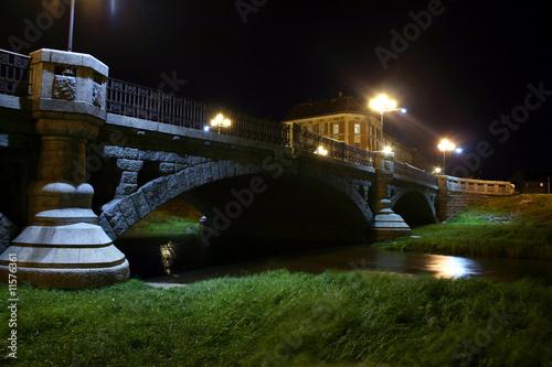 Stary kamienny most w Legnicy - 11576361