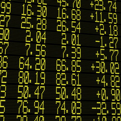 electronic stock exchange board