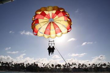 Caribe en Paracaidas