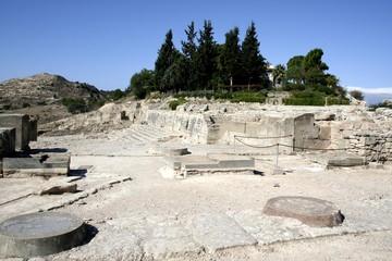 Site archéologique de Phaestos, Crête