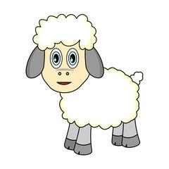 Cute Looking Sheep