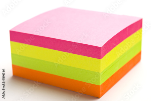 Post it block