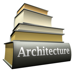 Education books - architecture