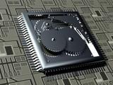 mechanical processor poster