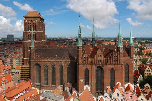 Old Cathedral in Gdansk © Andrzej Tokarski