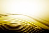 Fototapety ondulacion dorados