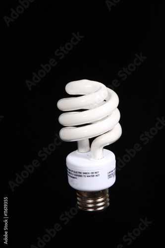 Energy Saver light bulb