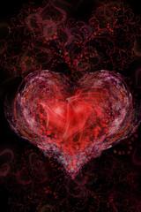 Heart-fractal