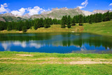 Fototapety Lago di Lod