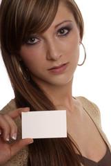 Visitenkarte | business card