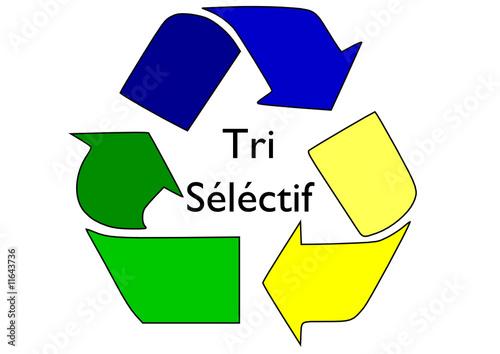 Logo tri Sélectif