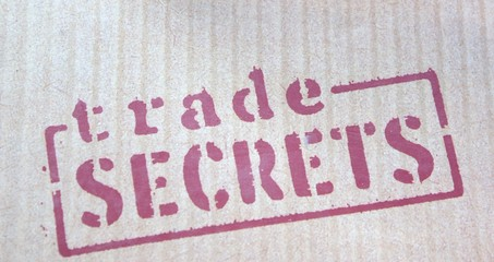 Trade Secret Marking