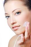 Fototapety Care of skin