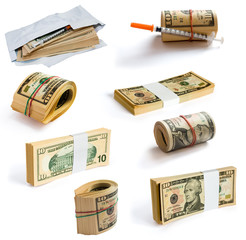 Collection of Dollars