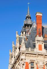 Calais Town Hall/ calais hotel de ville