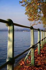 autumno al lago