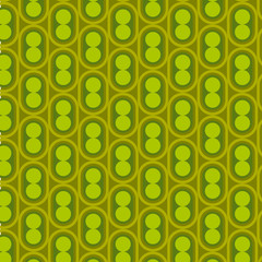 fond seventies vert