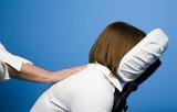 Fototapety Chair massage