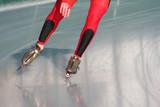 Fototapeta lód - ostrza - Sporty Zimowe