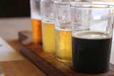 Fototapety Boutique Beers in a Row