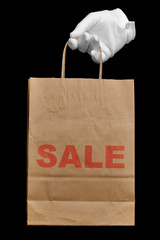 Shopping bag Sale