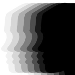 profils de femme