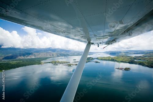 Foto op Plexiglas Indonesië Lake Sentani Indonesia