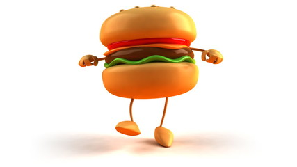 Hamburger fait du hiphop