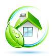 Concept habitation verte