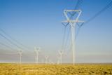 Power Transmission Lines 2 poster