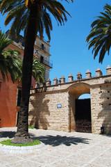 Puerta del Alcazar de Jerez