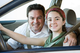 Driving with Dad poster