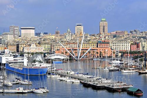 Italien, Genua, Hafen - 11688526