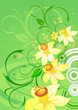 flower background design
