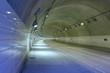 Leinwanddruck Bild - トンネル