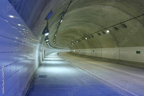 Leinwanddruck Bild トンネル