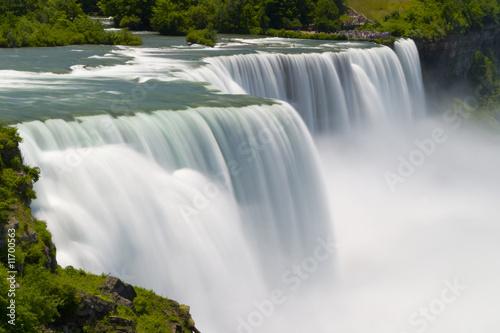 Canvas Watervallen Niagara Falls