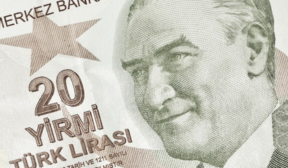 Twenty Turkish Liras 2009 Issue
