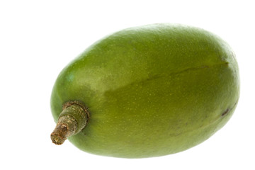 Tahitian Apple Isolated
