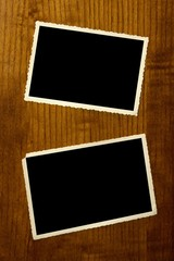 Photo of an empty photo.