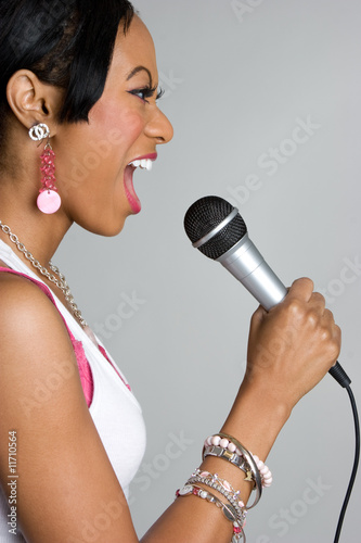 Singing Woman