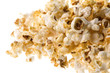 Popcorn Macro Isolated