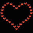 corazon de corazones