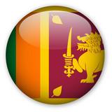 Sri Lanka Flag button poster