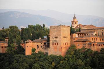 Alhambra Hochsommer