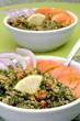 Tabbouleh bowls