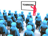 Teamwork seminar poster