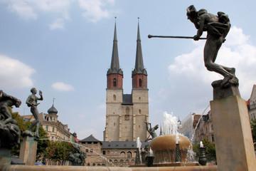 Halle an der Saale (Marktkirche)